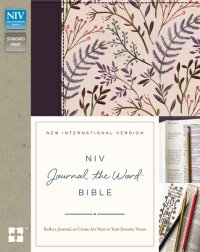 NIV Journal the Word Bible Review