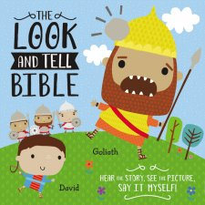 Look and Tell Bible Review!